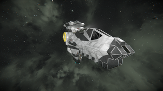 Half moon bomber