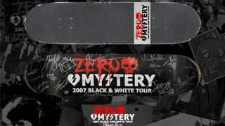 Zero and Mystery 2007 Black & White Tour
