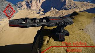 The Nidus, Cannon defense platform