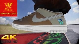 Kurbdogg Kollection-Nike Stash Futura BB