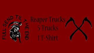 Reaper Trucks Full Send Drop