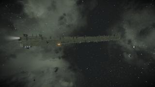 Valhalla Battlecruiser