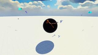 blackhole vs ragdolls