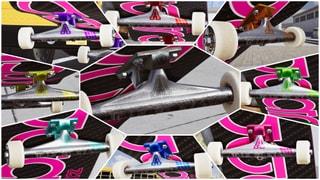 Authority Raws Stripes (used) 9 Colorways