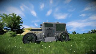 Satellite Relay Truck