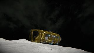 SSC Anodyne class personal transport