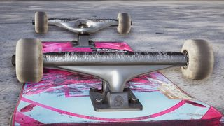 Independent Forged/Grey Trucks (Used)