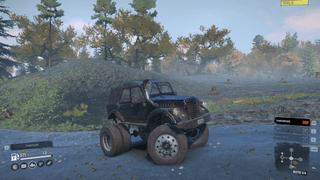 Dk_Scout  - Cheater Truck