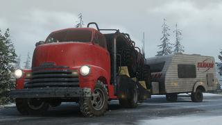 Chevrolet COE Ramp Truck
