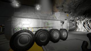 Miner rover mk2