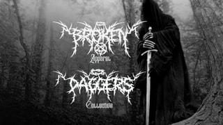Broken X Daggers