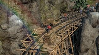DIII New Story: 06 A Bridge Too Far