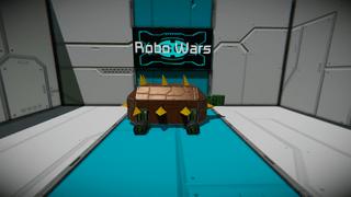 Robo Wars War Turtle