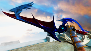 Riku Keyblade (Kingdom Hearts)