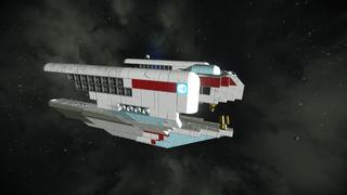 Star Trek - Oberth Science Vessel
