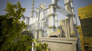 JumpingPuzzle Ruins theme