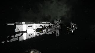 -UNSC- Paris-Class Frigate