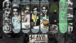 Slave Black Metal Series Bundle