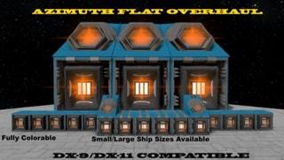 Azimuth Flat Overhaul Thrusters