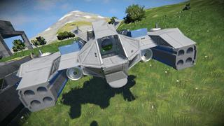 A.S.A {Sentinel Predator Drone}