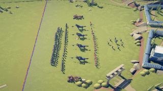 Classic Ol' Medieval  Battle