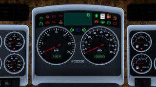 Kenworth W900 ATS Smartphone Dashboard
