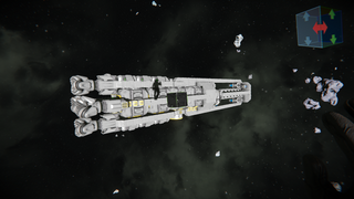 Asteroid Bore, RDAV AutoMiner Compatible