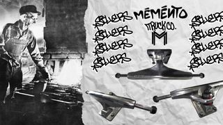 MEMENTO TRUCK CO. SILVERS