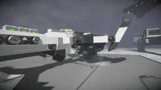 NAC occisor fighter