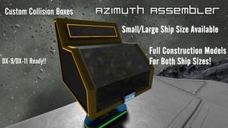 Azimuth Assembler