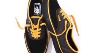 Vans Authentic Pro Pa'din Musa Black/Yellow