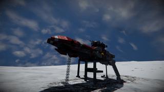 HEC Wreckage base