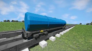 Freight Vagon tank-3 V2