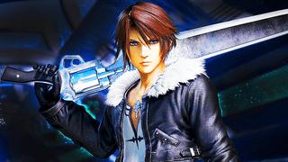 Squall Gunblade [Final Fantasy VIII]