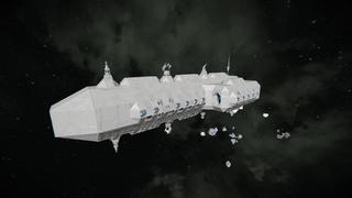 Strike-class Heavy Corvette mk2