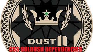 Goldrush map - Dust2CSS