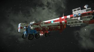 UPDATED Galaxy Colonization Ship R