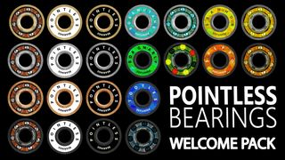 POINTLESS BEARINGS - WELCOME PACK