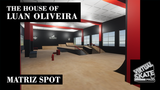 The house of Luan Oliveira (by Virtual Skate prod)