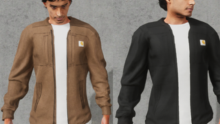 Carhartt Jackets (9 Different undershirts)