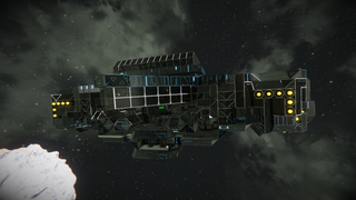 The Cosmic Cruiser