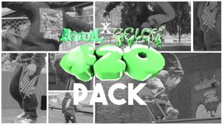 [4K] ACIDICAL x BELOW 420 Pack