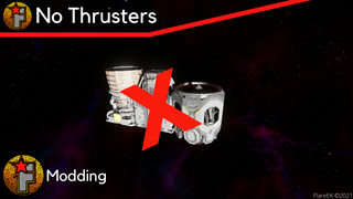 No Thrusters - Wasteland