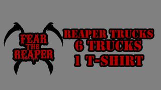 Reaper Trucks Fear The Reaper V2