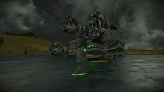 Skimmer mk 1 miner variant