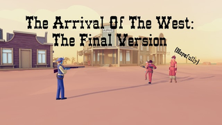 The Arrival Of The West [For Kro]