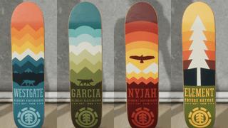 Element Skateboards - Concept Deck Collection