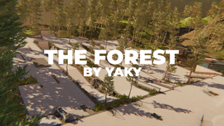 The Forest By Yaky