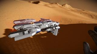 RCSP - Valkyrie Mk5 Vtol