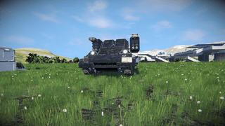 Mod SP AA Tank Mk.1